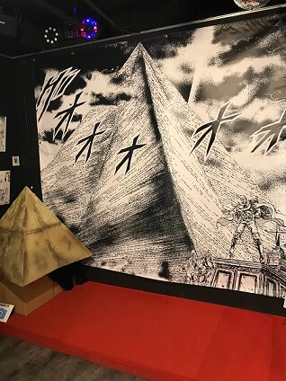 北斗の拳墓場の画廊中野店イベント8聖帝十字陵